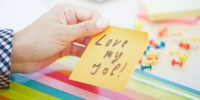 Finding a Job You Will Love