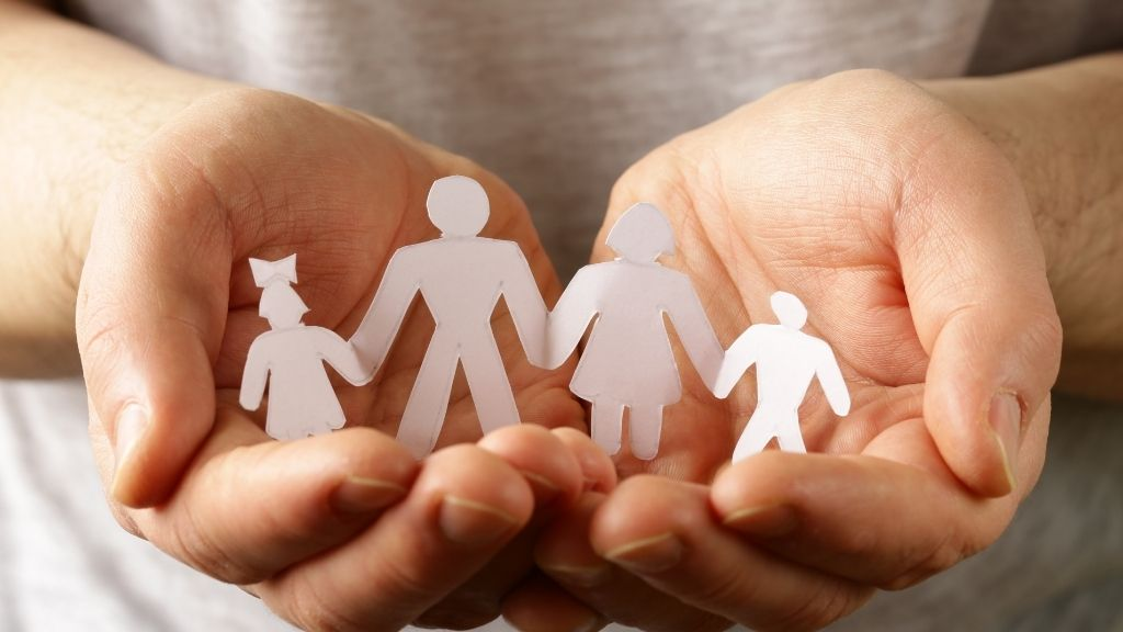 Raising a family
