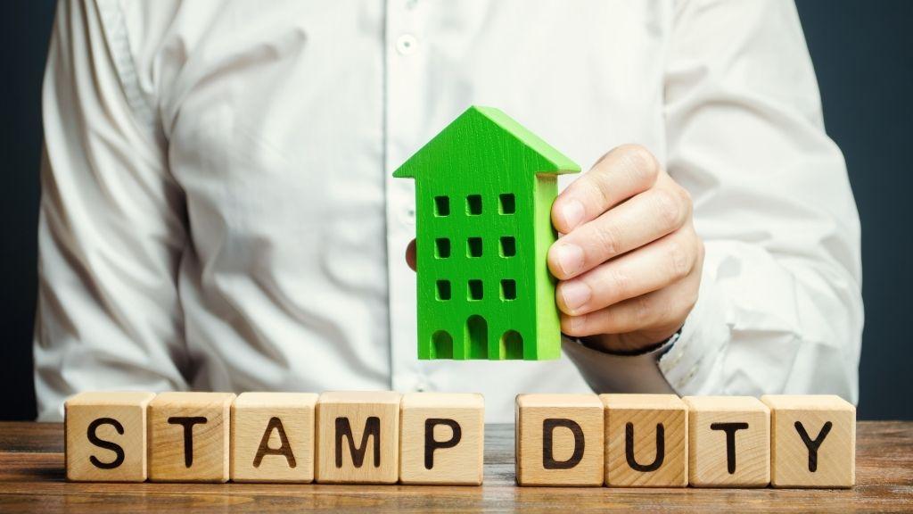 Stamp duty tax