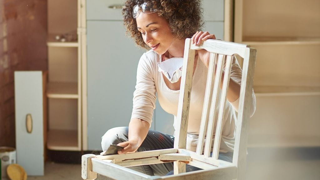 Easy DIY tips - upcycling furniture